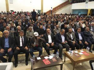 Adıyaman'da, Dr. İhsan Şenocak Tarafından Konferans Verildi