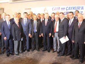 CHP Genel Başkanı Kemal Kılıçdadoğlu Rize'de STK Temsilcileri İle Bir Araya Geldi