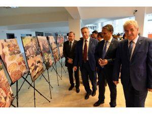 """Muratpaşa'da """"Hoşgörüler Diyarı Mardin Ve Mardin'de Yaşam"""" Sergisi"""