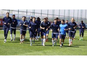 Kasımpaşa, Kayserispor Maçının Hazırlıklarını Tamamladı