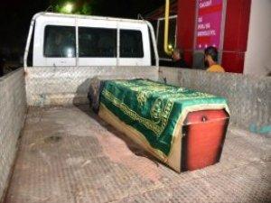 Özgecan Aslan'ın Katili, Suriyeli Kadın Kamuflajıyla Gömüldü
