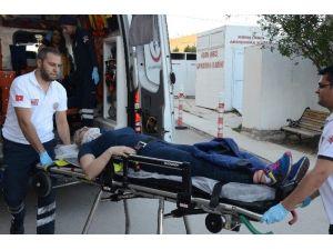 Eskişehir'de Trafik Kazası: 5 Yaralı