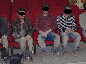Teslim olan teröristlerin 'kandırıldık' itirafları