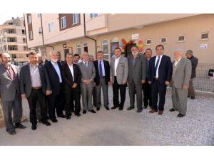 Kütahya Musa Kazım Camii İbadete Açtı