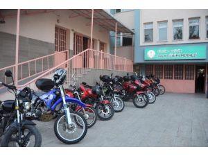 Bozüyük'te 'Güvenli Motosiklet Sürüş' Eğitimi