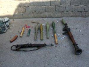 Şırnak'ta Köprüye Bomba Yerleştiren 2 Terörist Öldürüldü