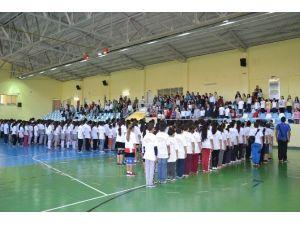 Nazilli'de 23 Nisan Spor Şenlikleri Başladı