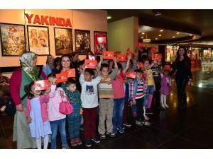 Esas 67 Burda AVM'den Çocuklara Hafta Sonu Etkinliği