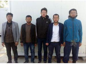 Hatay'da El Nusra Terör Örgütü Üyesi Yakalandı