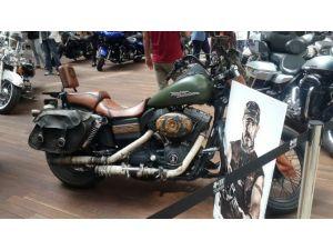 Harley-davıdson Hayranları Sergide Buluştu