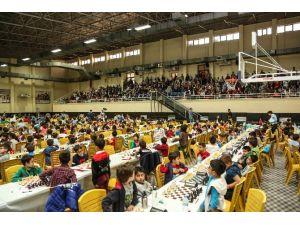 34.geleneksel Satranç Turnuvası Başladı