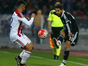 Medicana Sivasspor: 0 - Beşiktaş: 0 (İlk yarı)