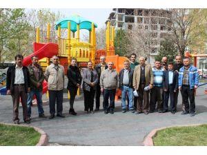 Matut'un Projesinin Startı Ethem Onbaşı Caddesinden Veriliyor