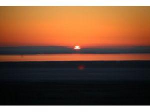 Seyfe'de Güneşin Doğuşu İzlendi