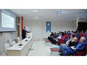 NEÜ'de İnternet Kullanımı Ve Güvenliği Anlatıldı