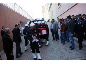 Şehit Hüseyin Danacı'nın Cenazesi Kayseri'ye Getirildi