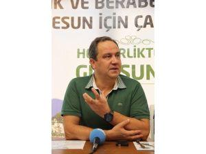 """Kerim Aksu: """"Bu Ligde Kalıcıyız"""""""