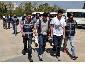 Antalya Merkezli Fetö/pdy Operasyonu Şüphelileri Adliyede