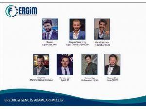 Erzurum Genç İş Adamları Meclisi Kuruldu