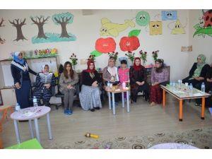 Vilayetler Hizmet Birliği Anaokulunda Kutlu Doğum Etkinliği