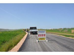 Kandıra Döngelli Köy Yolları Asfaltlandı
