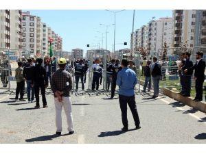 Diyarbakır'da Kutlu Doğum Kutlamaları İçin Yoğun Güvenlik Önlemleri Alındı