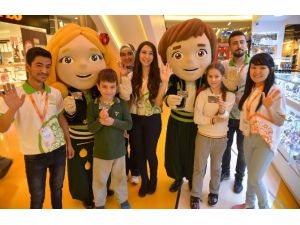 EXPO 2016 Antalya'da Bilet Satışı 1 Milyonu Geçti