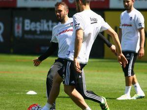 Beşiktaş'ta Akhisar Belediyespor maçı hazırlıkları başladı
