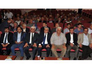 Ulusal Hububat Konseyi Toplantısı Bandırma'da Toplandı