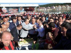 Kastamonuspor-beylerbeyispor Maçının Ardından Birlik Beraberlik Vurgusu