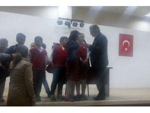 Pasinler'de Mehmet Akif İlkokulu Öğrencilerine Seminer