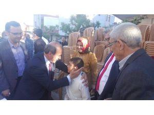 Uşak Milletvekili Tunç, Kula'yı Ziyaret Etti