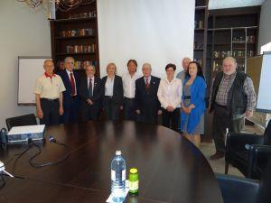 EFPM Yönetim Kurulu Viyana'da toplandı