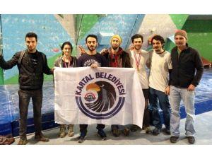 Kartallı Tırmanışçılar Türkiye Şampiyonasından Madalyalarla Döndü