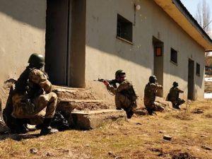 Jandarmadan Meskun Mahallerde Teröristle Mücadele Eğitimi