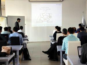 Erciyes Teknopark'ta Ettsoft Eğitimleri Devam Ediyor