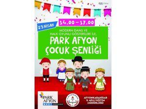 Çocukların Bayramı Park Afyon'da