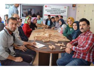 Develi'de Öğretmenlere Zeka Oyunları Eğitimi Verildi