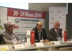 Türkiye'nin Uygulamalı İlk Ve TEK Tarım Fuarı Açılıyor