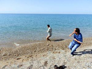 Kaçak Ağa Takılan Caretta Caretta'nın Yaşam Mücadelesi