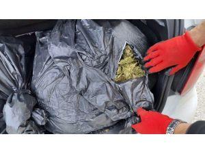 Diyarbakır'da 62 Kilo Uyuşturucu Ele Geçirildi