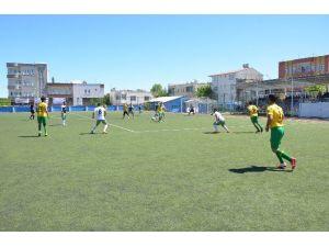 Kahta-fed Final Maçını Bersomik Spor Kazandı
