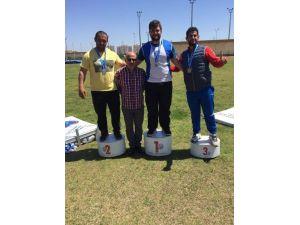 Çalhan'dan İki Ayrı Türkiye Şampiyonluğu