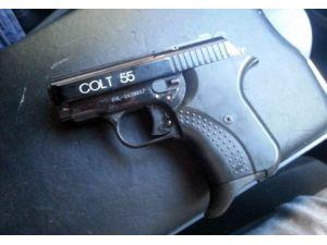 Kdz. Ereğli'de Polis Uyuşturucu Ve Silah Ele Geçirdi