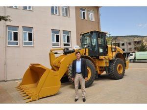 Sincik Belediyesi, Araç Filosunu Güçlendiriyor