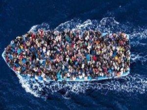 Akdeniz'de Göçmen Faciası! 400 Kişinin Öldüğü Tahmin Ediliyor