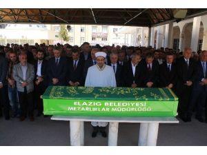 Milletvekili Şahin'in Kayınbabası Son Yolculuğuna Uğurlandı