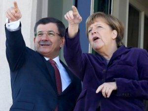 Merkel, Cumartesi Günü Gaziantep'e Gelecek