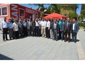 Kula'da Kan Bağış Kampanyası