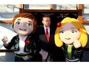 EXPO 2016 Antalya'da Şov Başlıyor